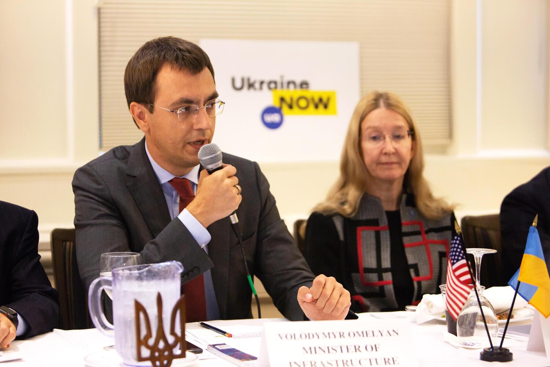 1 октября в Нью-Йорке состоялся круглый стол Ukraine Now: Challenges and Opportunities