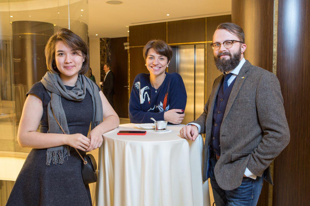 """OUR TEAM ATTENDED THE EVENT """"NOVOYE VREMIA. DIALOGUES ABOUT THE FUTURE"""""""